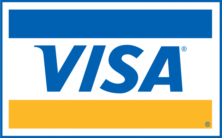Visa-betaalmethode