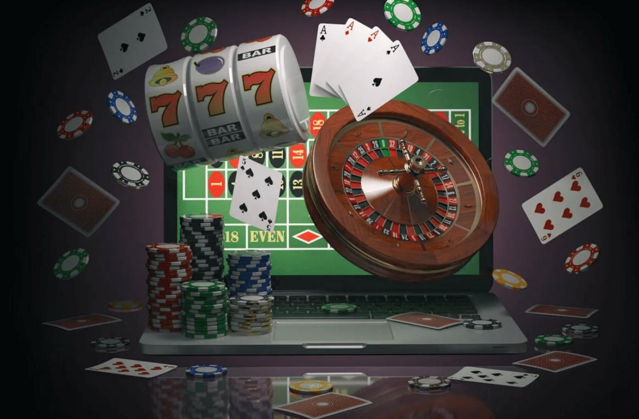 Virtueel casino gokken